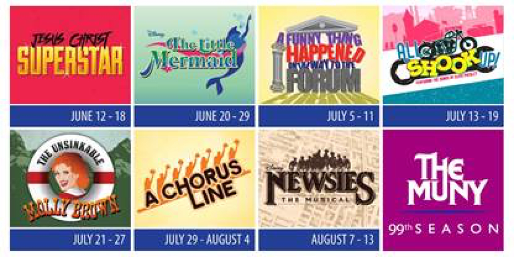 The Muny's 99th Season