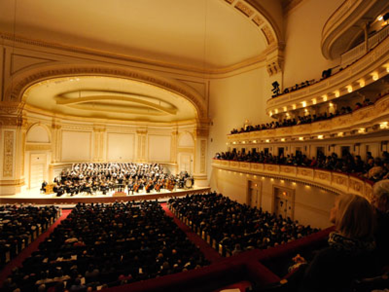 The Music of Karl Jenkins: A 70th Birthday Celebration at Carnegie Hall