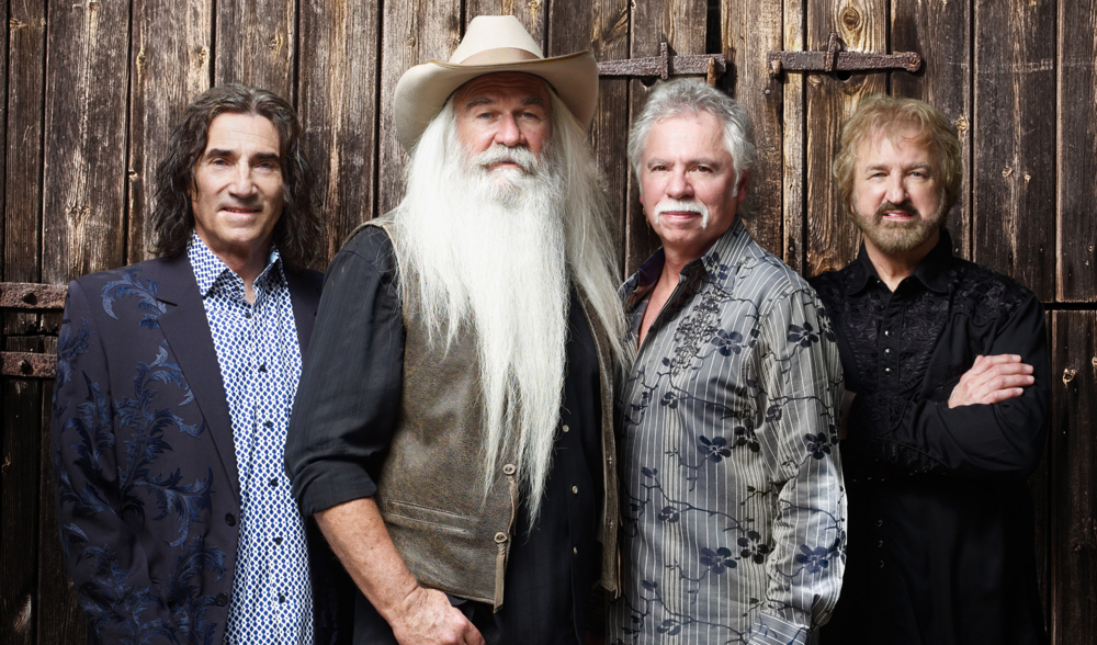The Oak Ridge Boys - Boys Night Out