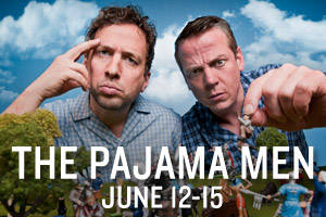 The Pajama Men