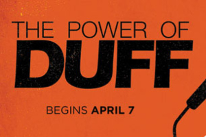 THE POWER OF DUFF
