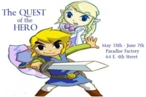 The Quest of the Hero!