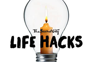 The Second City's Life Hacks