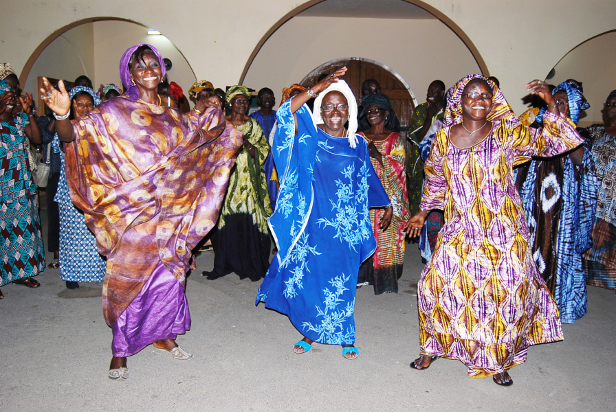The Senegal St. Joseph Gospel Choir