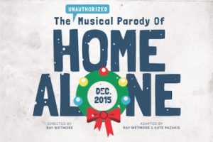 The Unauthorized Musical Parody of Home Alone