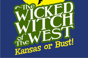The Wicked Witch of the West: Kansas or Bust!