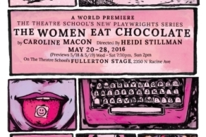 The Women Eat Chocolate