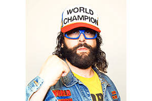 THE WORLD CHAMPION JUDAH FRIEDLANDER
