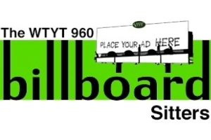 The WTYT 960 Billboard Sitters