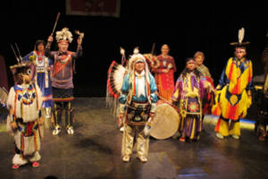 Thunderbird American Indian Dancers' Annual Dance Concert and Pow-Wow
