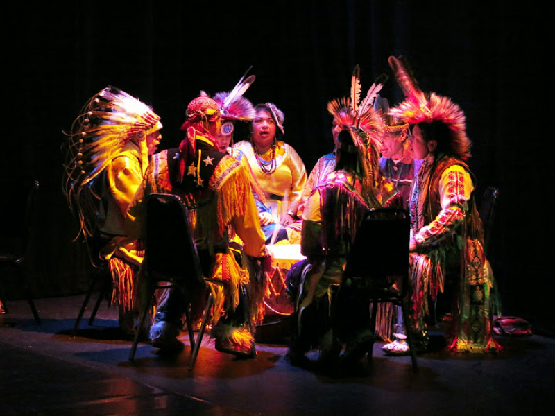 Thunderbird American Indian Dancers' Dance Concert and Pow-Wow