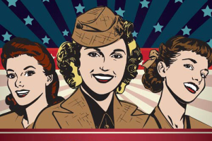 'Til I Come Marching Home, an Andrews Sisters Show
