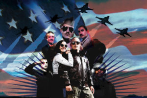 Top Guys, the Top Gun Live Stage Play