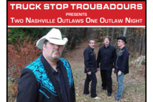 Two Nashville Outlaws, One Outlaw Night