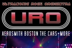 Ultrasonic Rock Orchestra 2nd Annual Band in Boston Concert