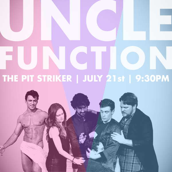 Uncle Function LIVE!