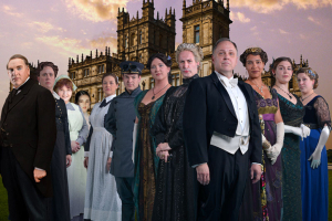 Upside-Downton Abbey