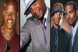 Wayans Brothers Live