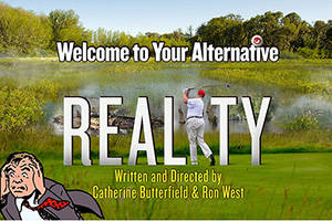 Welcome to Your Alternative Reality
