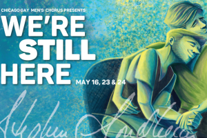 We're Still Here - A Modern Love Story to the Songs of Stephen Sondheim
