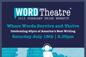 Where Words Survive and Thrive: Celebrating 40 Years of The Pushcart Prize