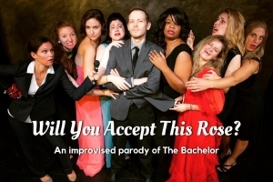 Will You Accept This Rose, an Improvised Parody of The Bachelor