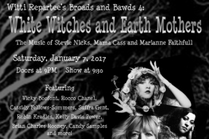Witti Repartee's Broads and Bawds 4: White Witches and Earth Mothers