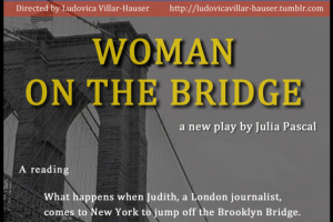 Woman on the Bridge