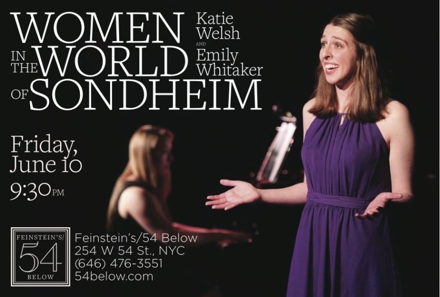 Women in the World of Sondheim