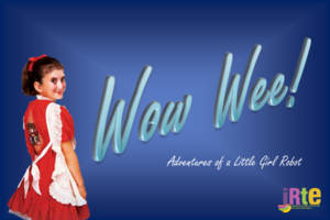 Wow Wee! Adventures of a Little Girl Robot