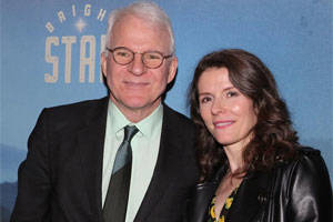 Steve Martin and Edie Brickell Host Bright Star in Concert