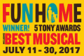 Fun Home Tickets - Seattle