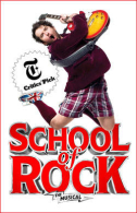School of Rock Tickets - Broadway