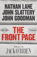The Front Page Tickets - Broadway