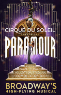 Cirque du Soleil Paramour Tickets - Broadway