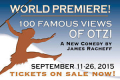 100 Famous Views of Otzi Tickets - New Jersey