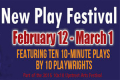 10X10 New Play Festival Tickets - New York