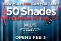 50 Shades! the Smash Hit Parody Tickets - Las Vegas