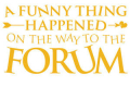 A Funny Thing Happened on the Way to the Forum Tickets - Portland