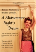 A Midsummer Night's Dream Tickets - San Francisco