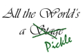 All the World's a Pickle Tickets - Off-Off-Broadway