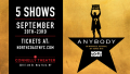 Anybody: An Improvised Historical Hip-Hopera Tickets - New York City