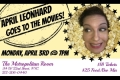 April Leonhard Goes to the Movies Tickets - New York City