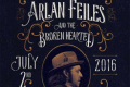 Arlan Feiles & The Broken Hearted Record Live! Tickets - New Jersey