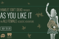 As You Like It Tickets - New York City