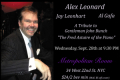 A Tribute to Gentleman John Bunch, The Fred Astaire of the Piano Tickets - New York City
