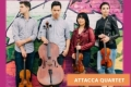 Attacca Quartet Tickets - Florida