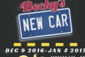 Becky's New Car Tickets - Ft. Lauderdale