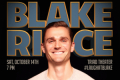 Blake Rice Live at the Triad Theater Tickets - New York City