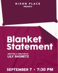 Blanket Statement Tickets - New York City